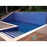reforma piscina epóxi orçar Vila Maria