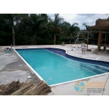 reforma piscina fibra de vidro valor Perus