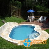 revestimento para piscina branco valor Litoral