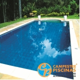 revestimento para piscina interno valor Brooklin