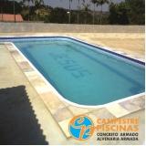 revestimento para piscina interno Santos