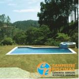 revestimento para piscina moderno valor Juquehy