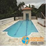 revestimento para piscina moderno
