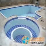 serviço de iluminação piscina com leds Carapicuíba