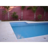 serviço de venda de piscina para área pequena Franca