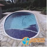 tratamento automático de piscina de clube Ilha Comprida