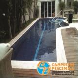 tratamento automático de piscina em academia melhor preço Ponte Rasa