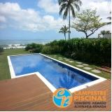 tratamento automático de piscina em clubes São Mateus