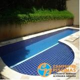 tratamento automático piscina melhor preço Santa Isabel