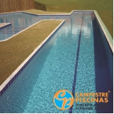 tratamento automático piscina Grajau