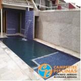tratamentos automáticos de piscina em condomínio Parque Residencial da Lapa