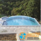 tratamentos automáticos de piscina externa Bauru