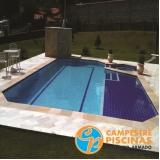 tratamento automático de piscina em academia