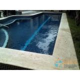 venda de piscina de alvenaria armada com hidro Brasilândia