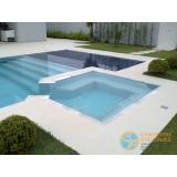 venda de piscina de alvenaria armada com vinil Vila Mazzei