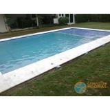 venda de piscina de alvenaria armada pequena Vale do Paraíba