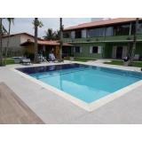 venda de piscina fibra orçamento Campo Belo