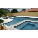 venda de piscina orçamento Araras