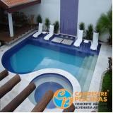 venda de piscina para chácara Vila Alexandria