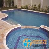 venda de piscina para cobertura orçamento Araraquara