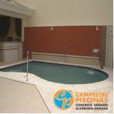 venda de piscina para recreação orçamento Zona Sul