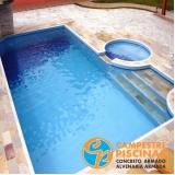 venda de piscina redonda Parque São Lucas