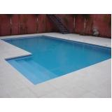 venda de piscina para área pequena